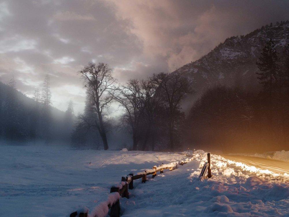 Matthew Scott - Yosemite 2017