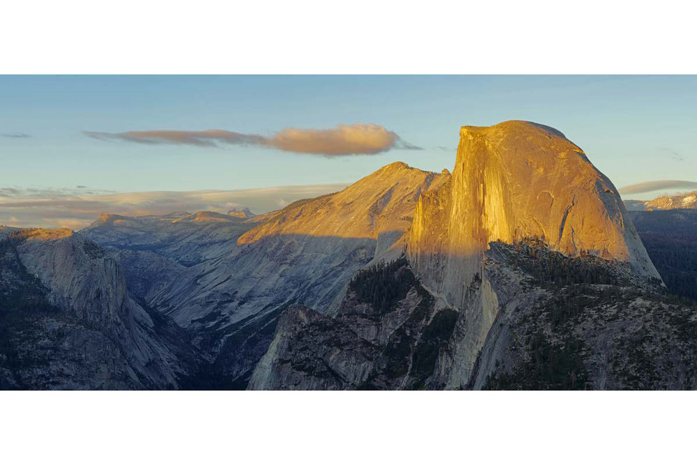 Gigi Chung -  Aplenglow   On Half   Dome