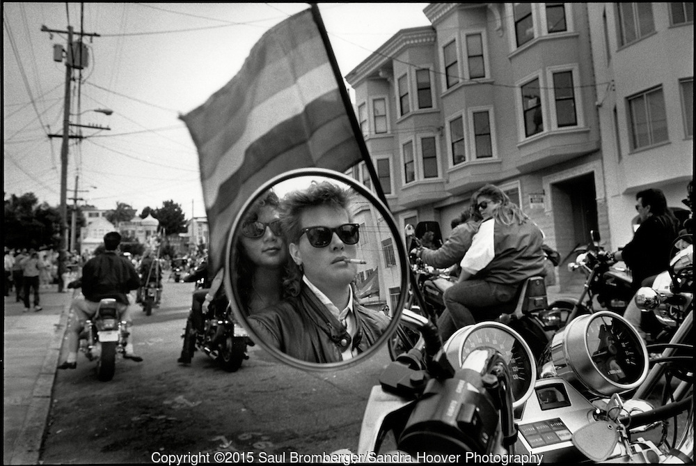 From the archive    'The San Francisco Gay & Lesbian Freedom Day Parade: 1984-1990