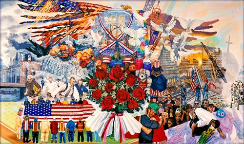 9-11 Memorial  36in. X 21.38in..jpg
