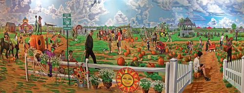 Harbes Family Farm  60in. X 23in..jpg