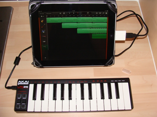 Garage Band Keyboard : App review garageband for ipad u dependent on gadgets