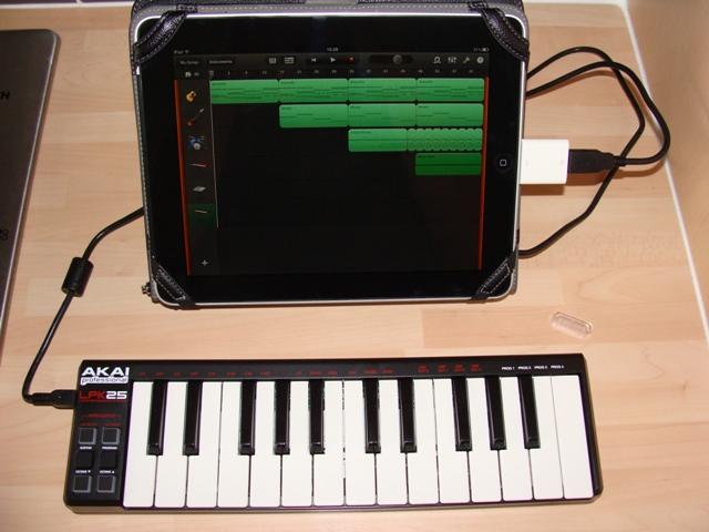 Garage Band Keyboard : App review garageband for ipad u dependent on gadgets