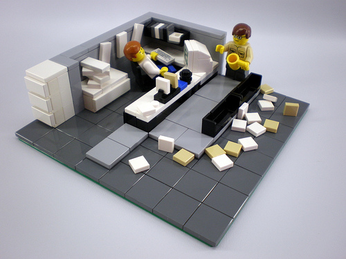 The Busy Office_Flickr_legozilla