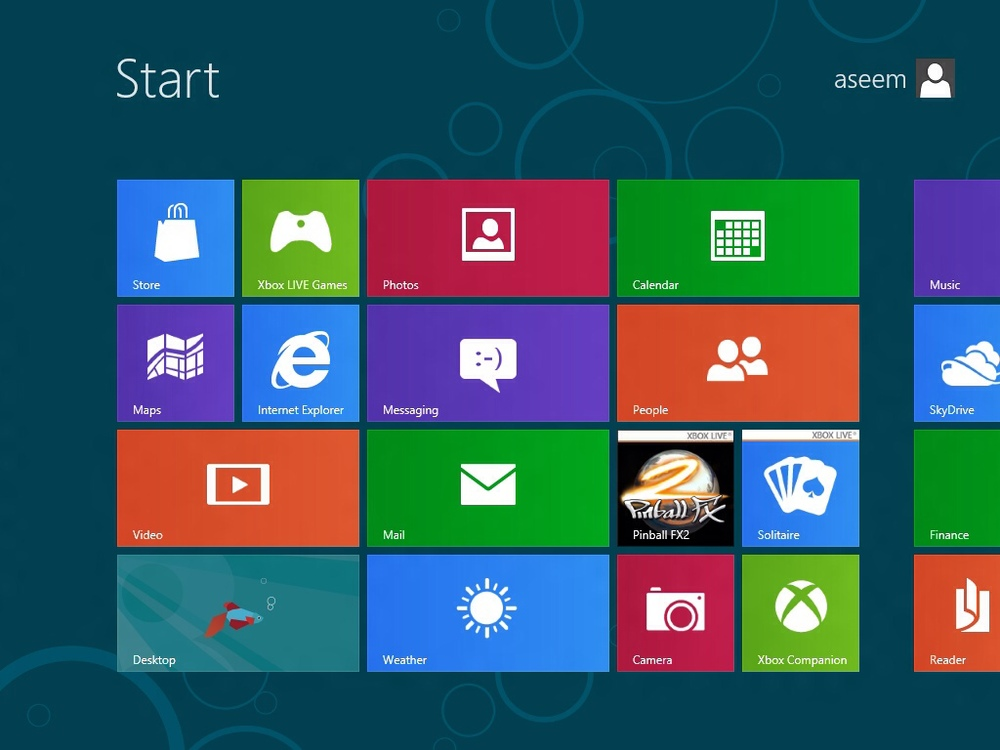 The Windows 8 'Modern Interface' - Improvements mean it's not as bad as the reputation suggests