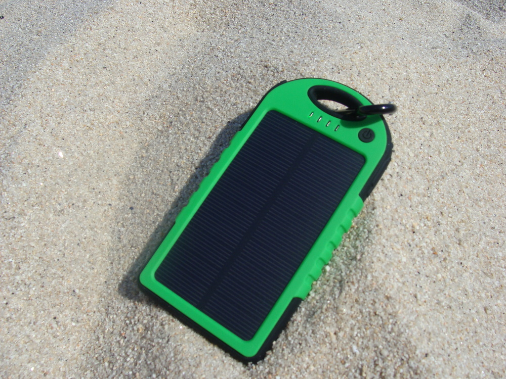 The rugged Expower external battery should be tough enough for you to take anywhere