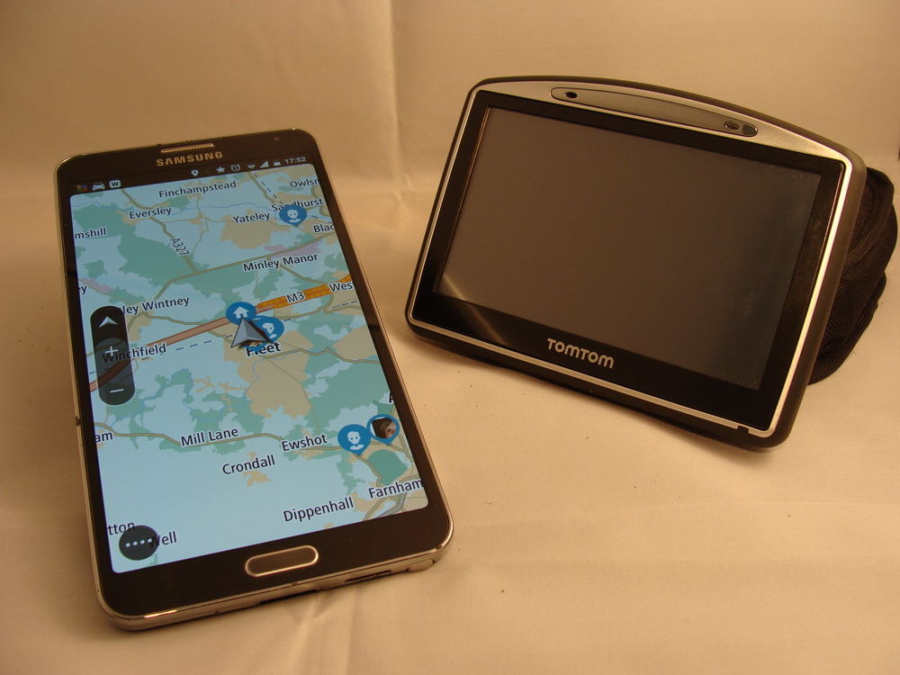 The end could be in sight for the dedicated sat-nav, but TomTom have responded well