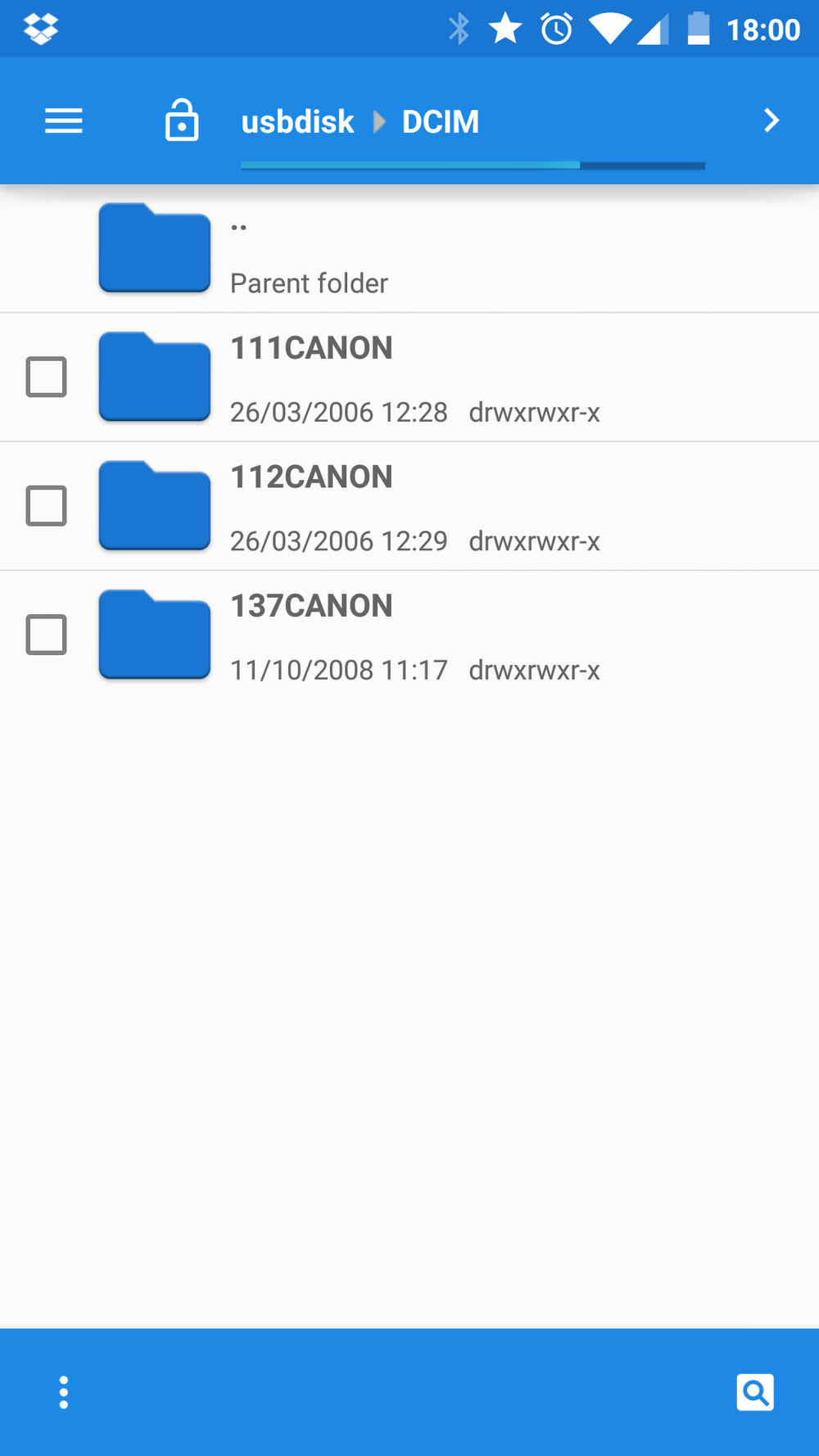 My Sony cameras write to a folder called DCIM