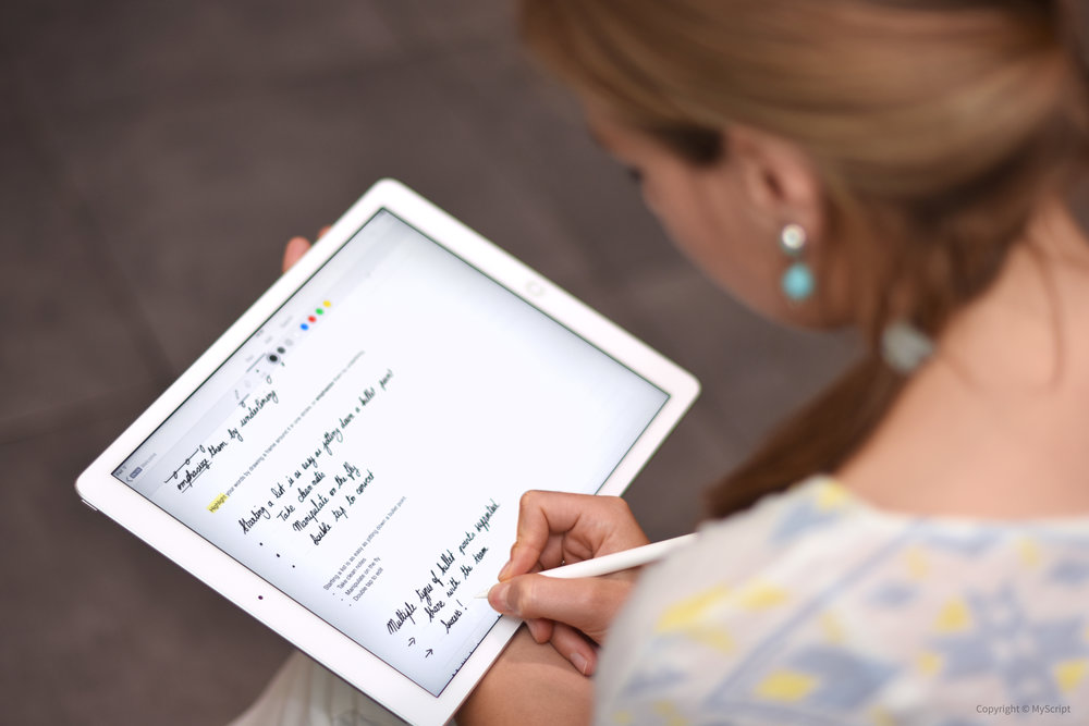 best ipad handwriting app evernote review
