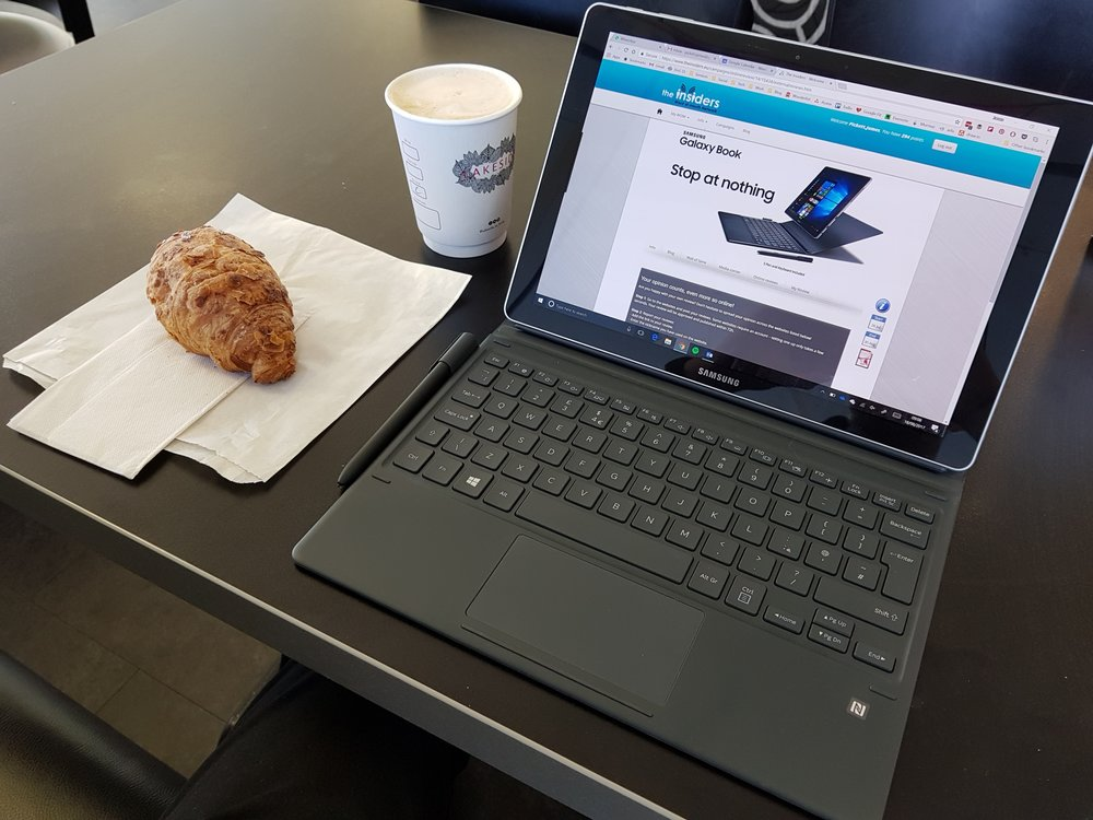 Samsung Galaxy Book 12 - A solid alternative to the Microsoft Surface Pro