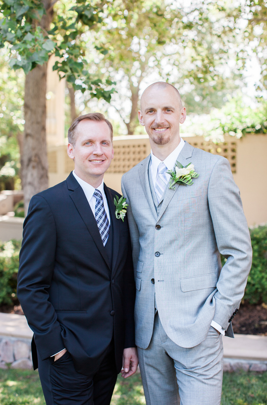 At my brothers wedding. I'm on the left.  Amazing photo by:  Jessica Kay Photography