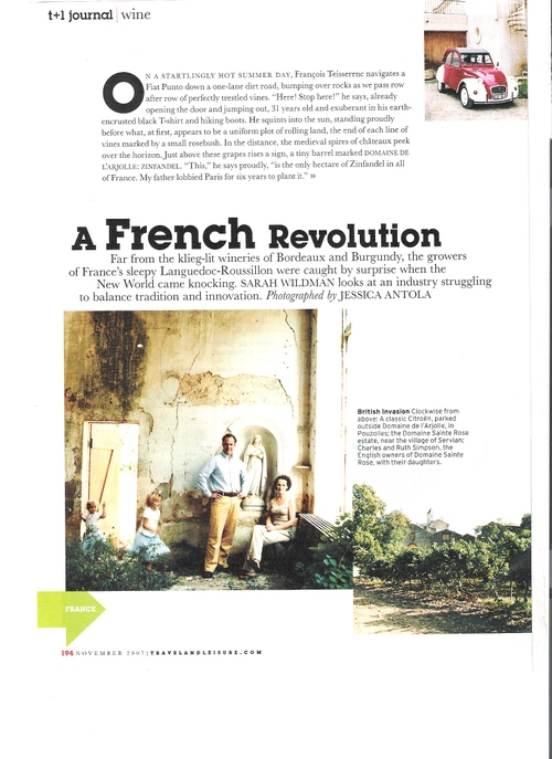 A French Revolution