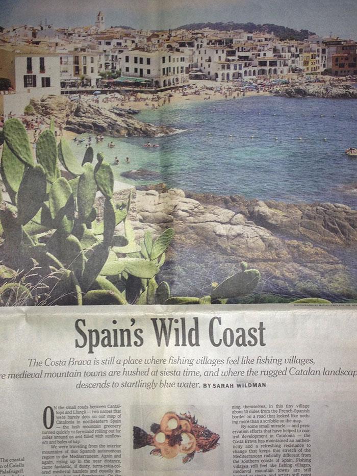 Spain's Wild Coast