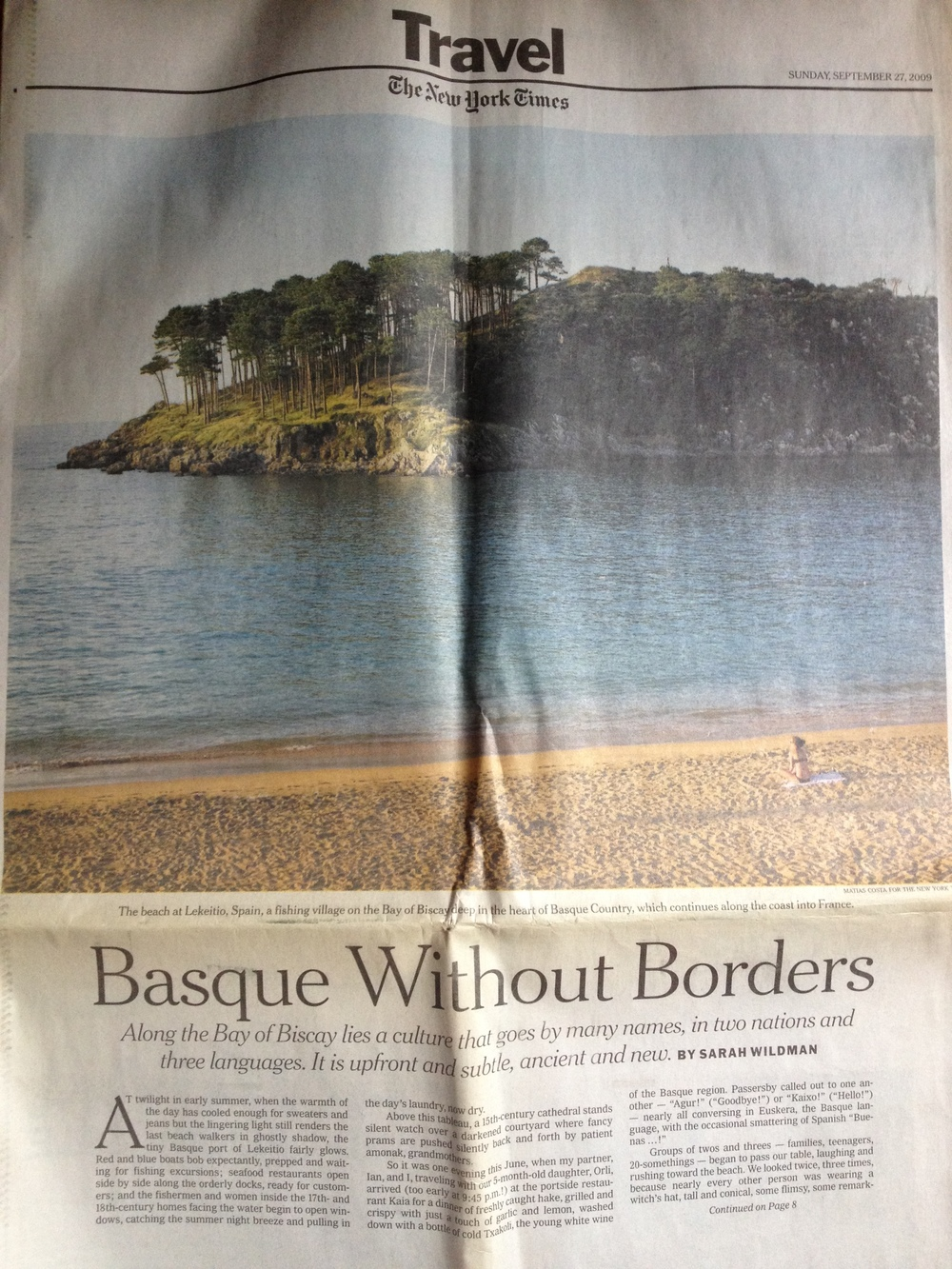 Basque Without Borders