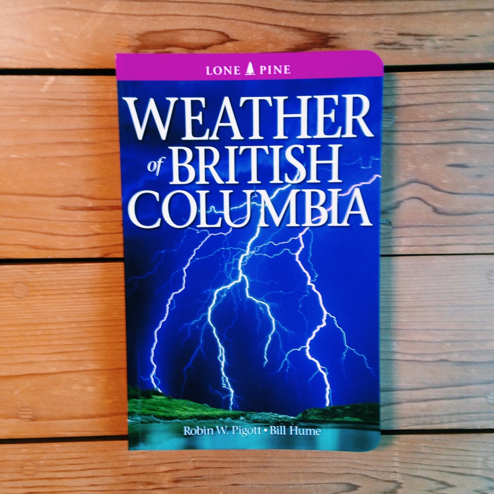 Weather of British Columbia