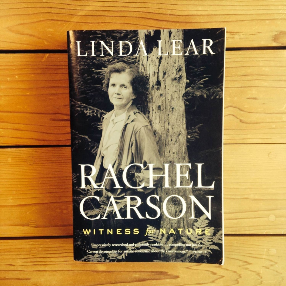 Rachel Carson: Witness for Nature