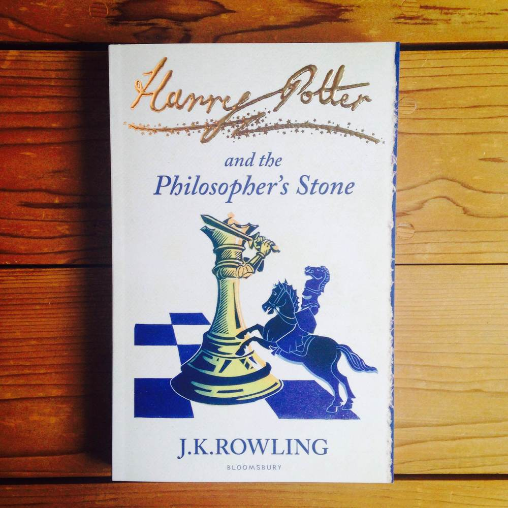 Harry Potter and the Philospher's Stone