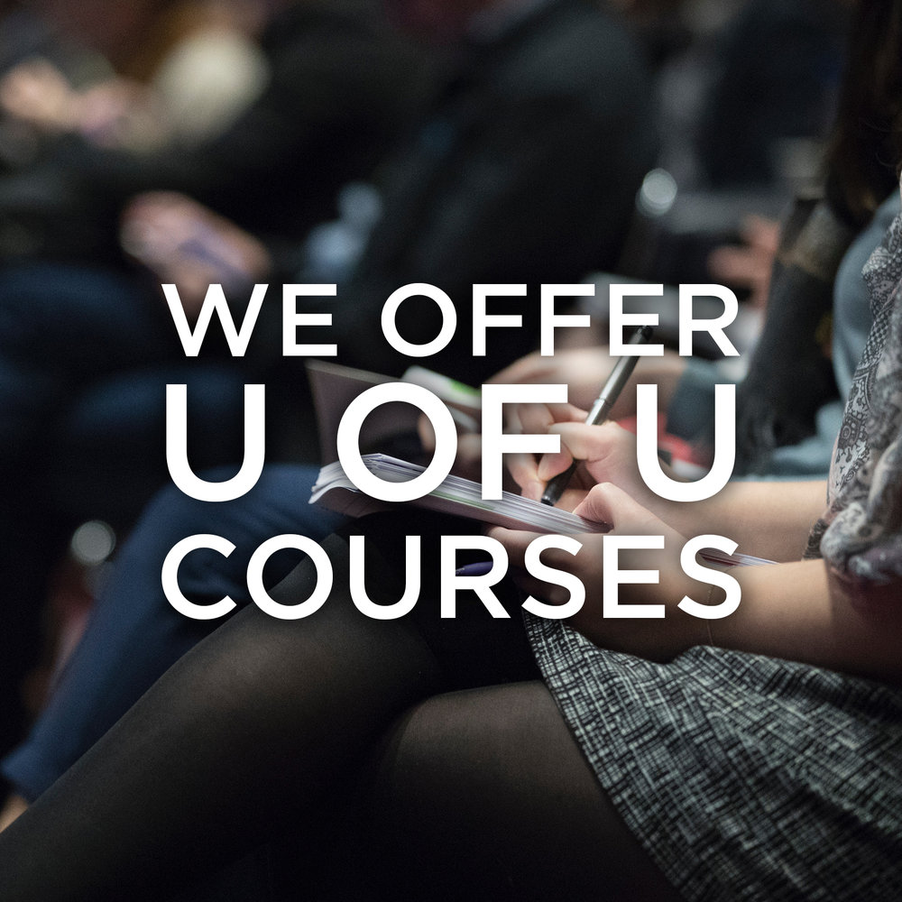 We sponsor University courses that help promote a better understanding of politics.  Learn More.