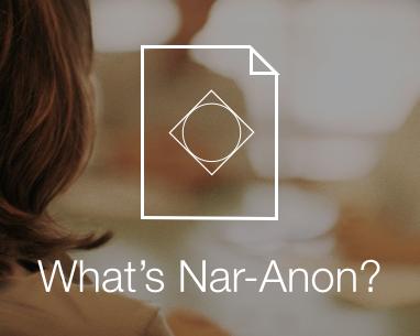 Literature nar-anon pdf