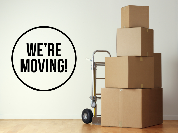Image result for we're moving offices