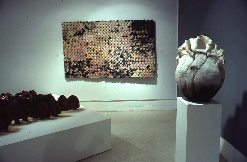 Installation View, Karen Atkinson