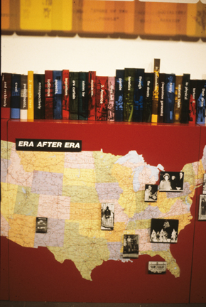 Center Section Detail, Era After Era, Karen Atkinson, 'Unknown Secrets: Art and the Rosenberg Era""