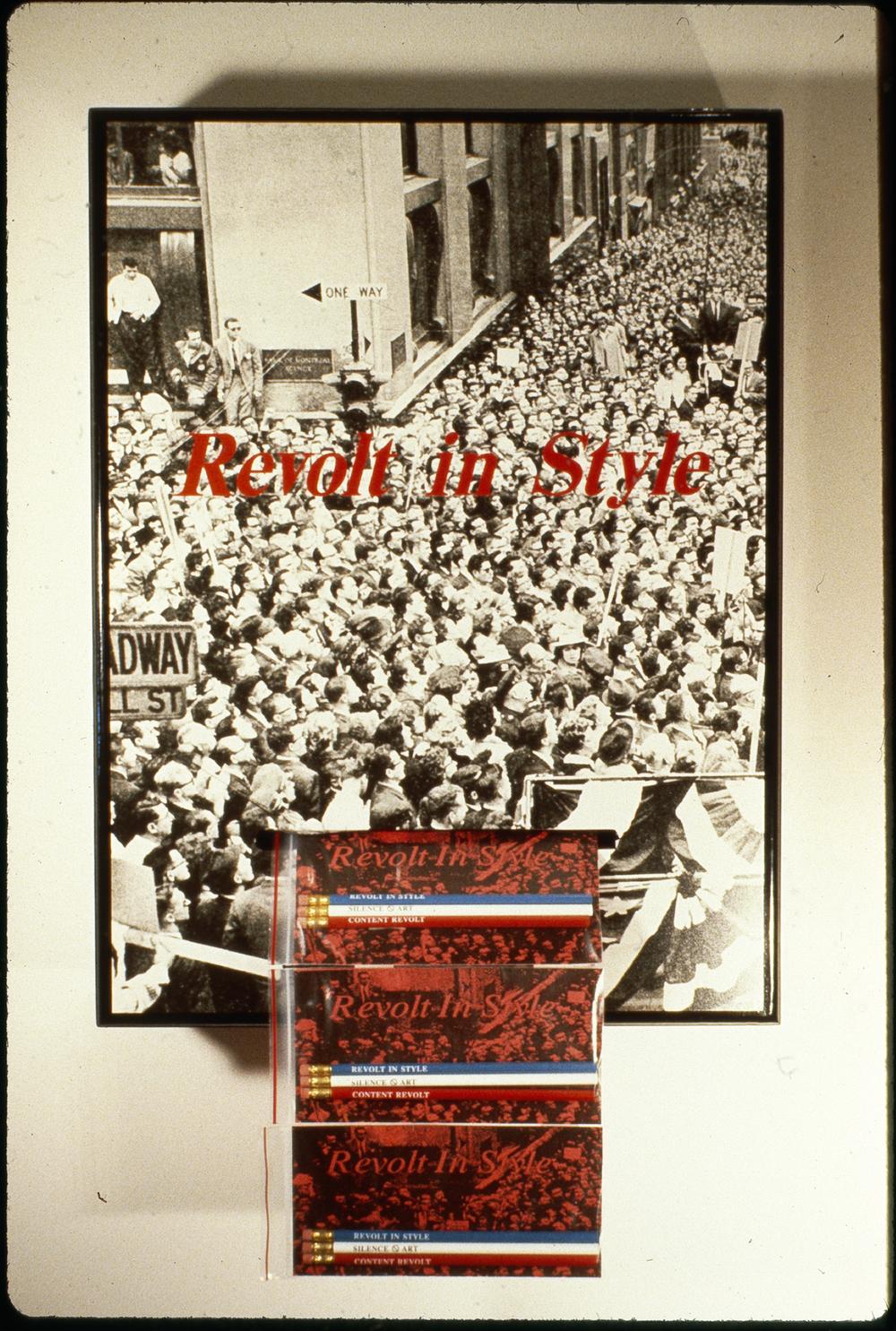 Revolt in Style, Karen Atkinson