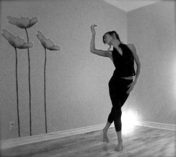 December 2010 - Returning to dance, and Tango in particular, was a very big part of my healing.