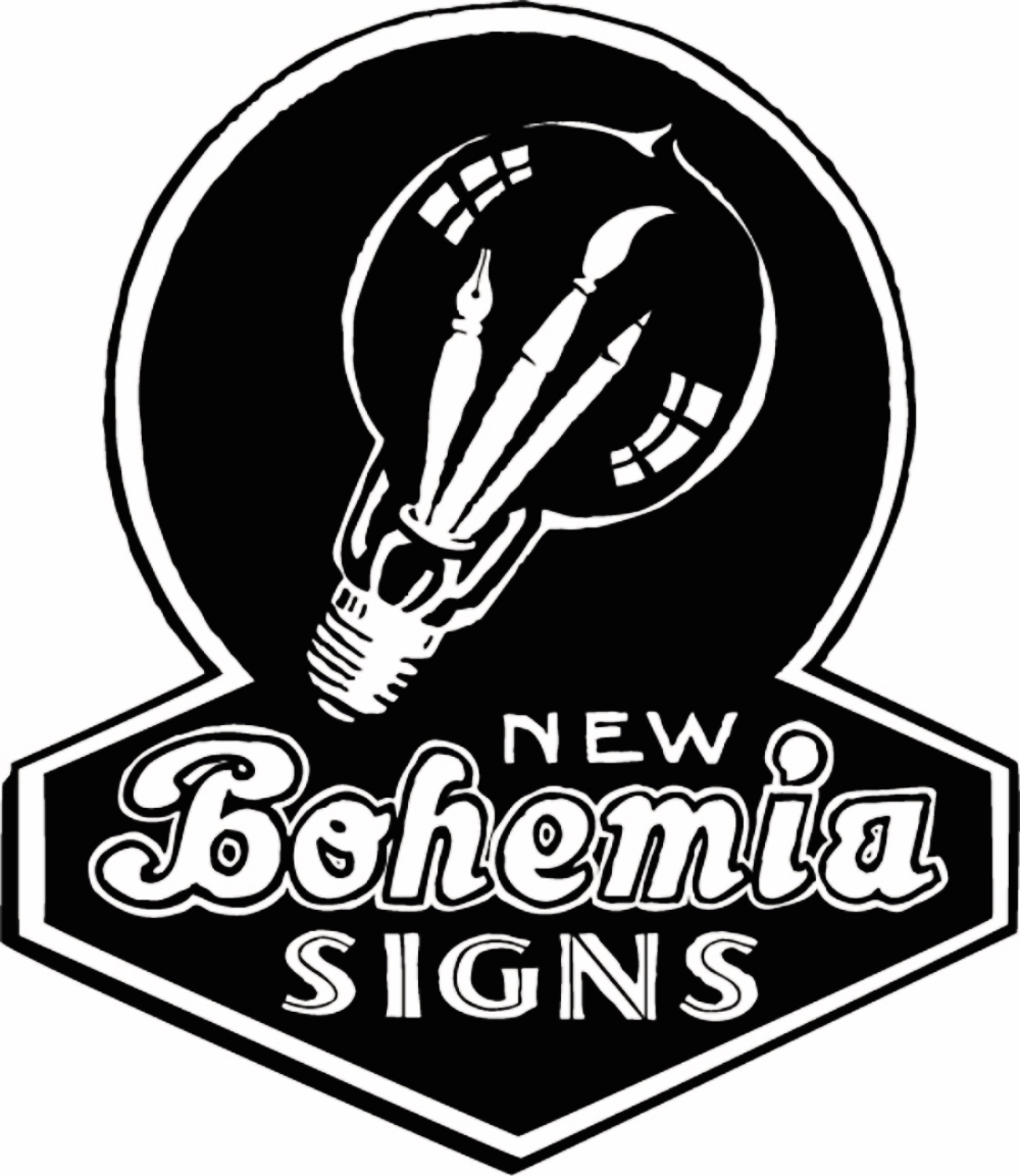 New Bohemia Signs