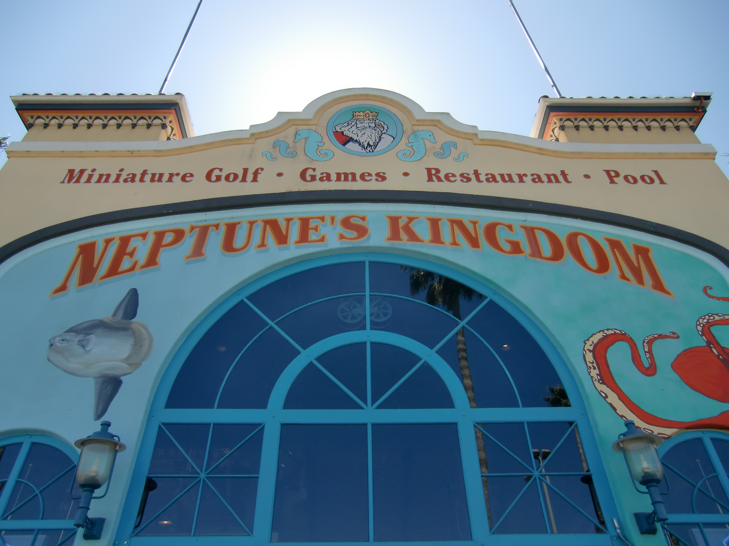 The classic Neptune's Kingdom. I've loved this for as long as I can remember
