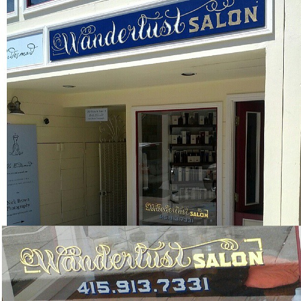 WINDOW-finished-some-window-gilding-yesterday-at-wanderlust-salon-on-union-st-and-got-to-see-the-wood-sign-we-did-for-them-earlier-hanging-working-on-a-small-round-double-sided-sign-for-them-now_8797087096_o.jpg