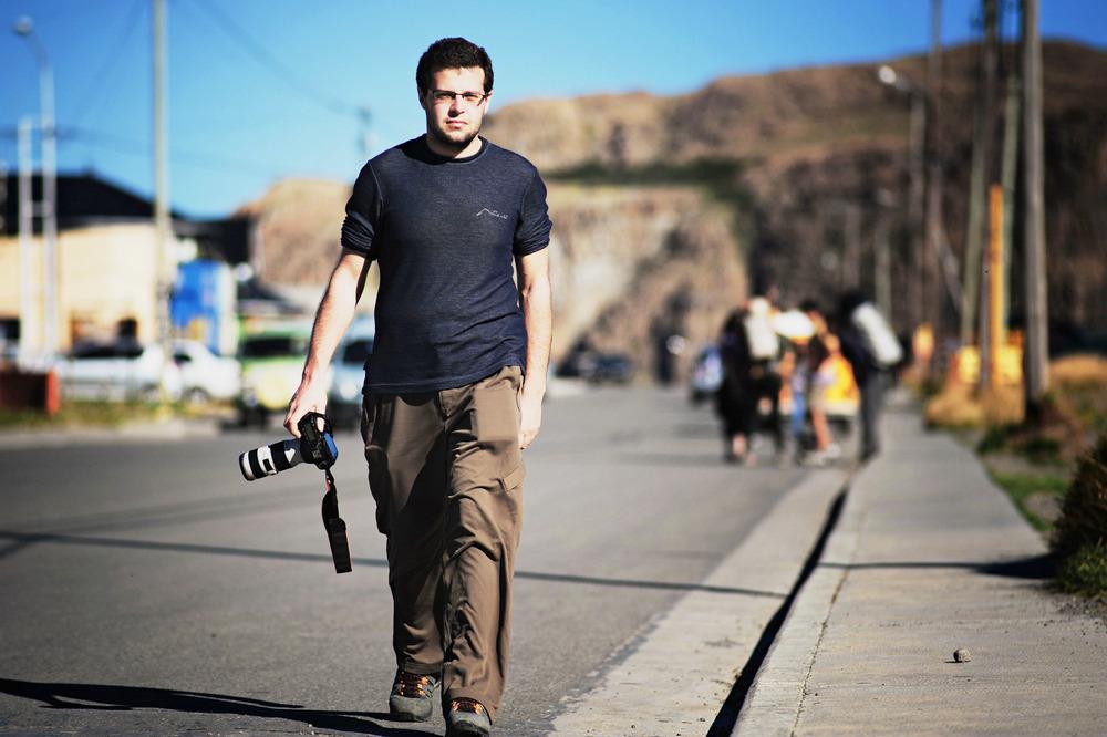Jakub Polomski - Landscape Photographer
