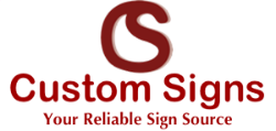Custom Signs Acton