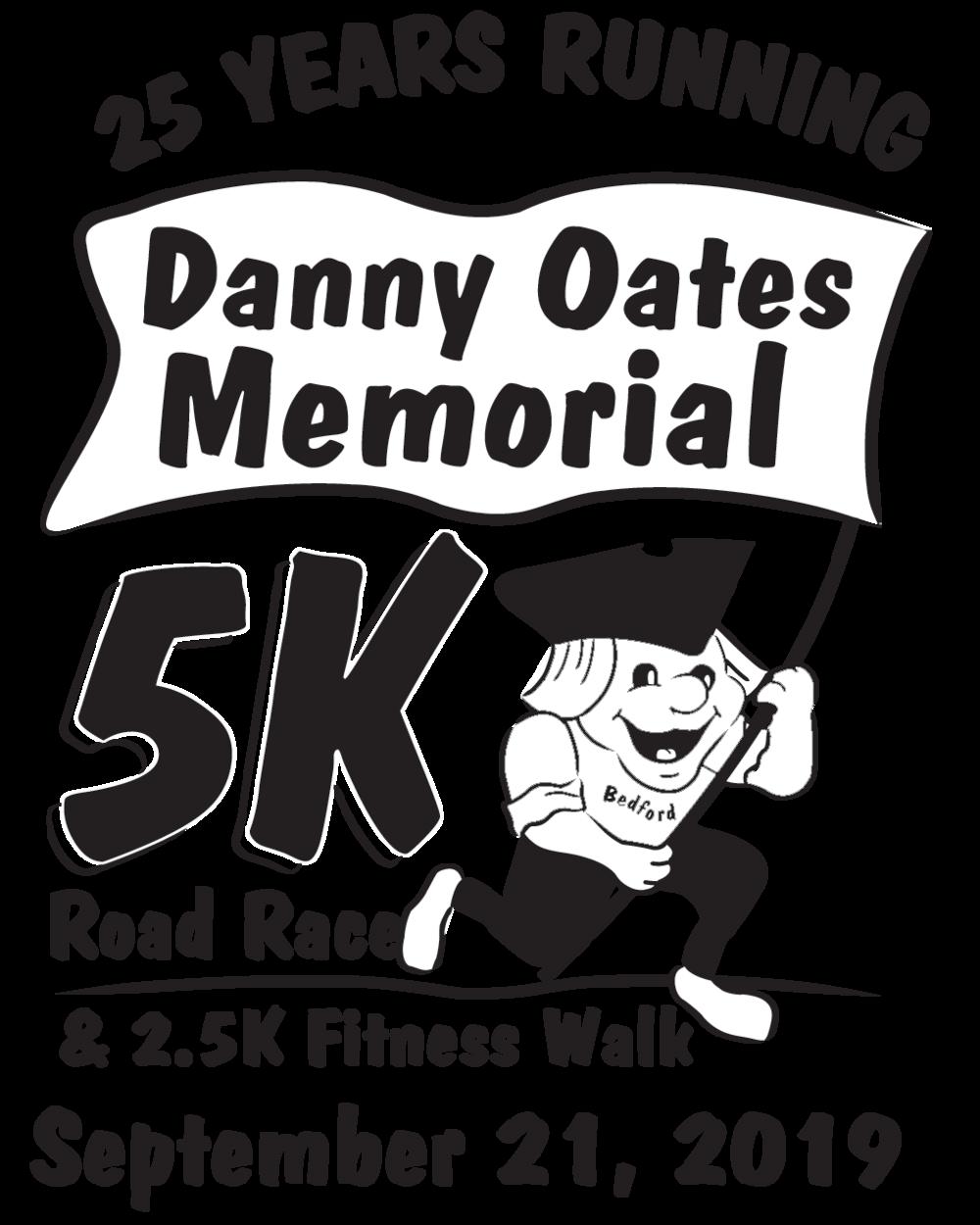 danny oates 2019 logo