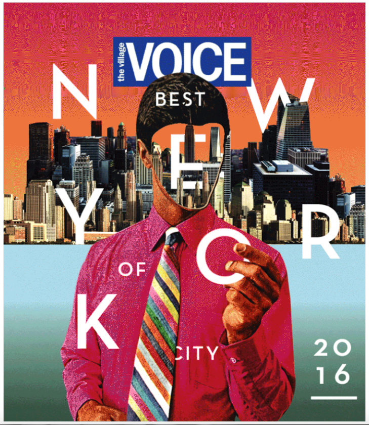 """Best Post-Feminist History Of NYC"" - Village Voice"