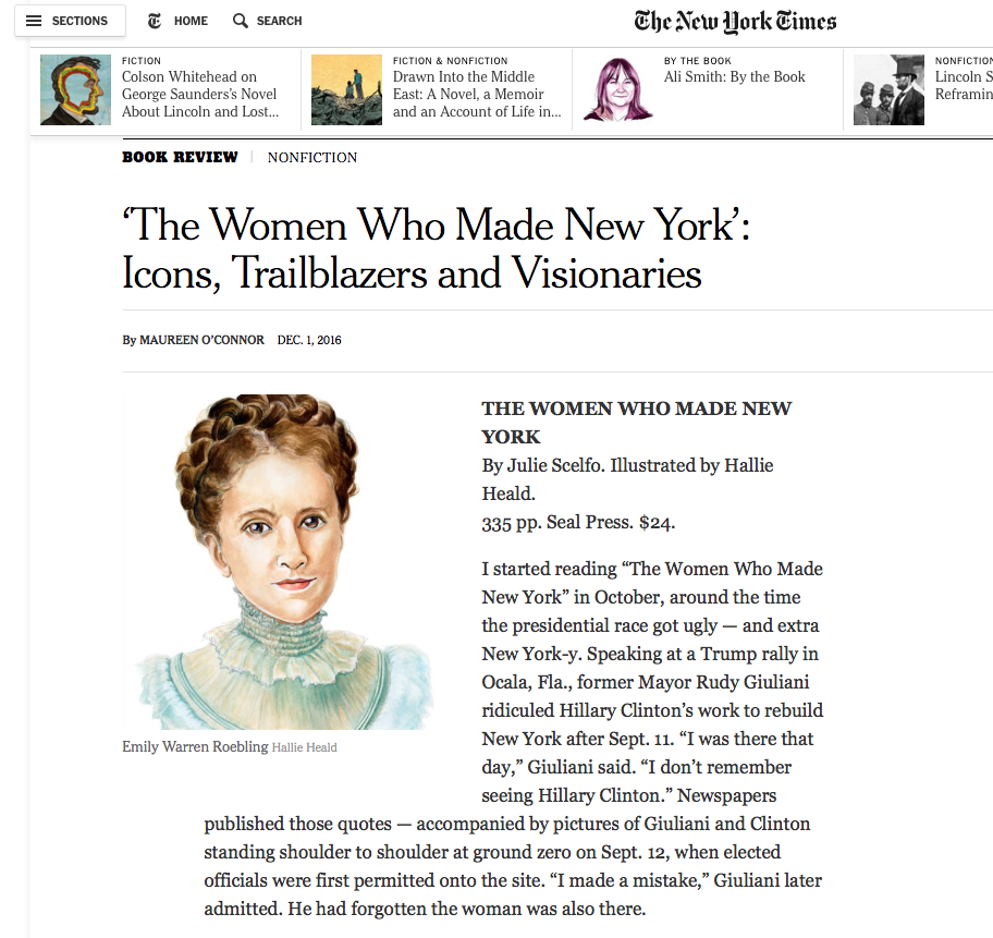 NY Times book Review
