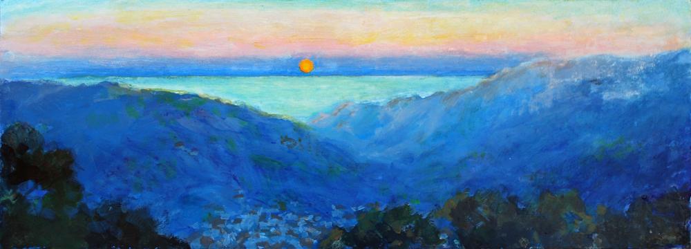 Andalucía Sunset Panorama