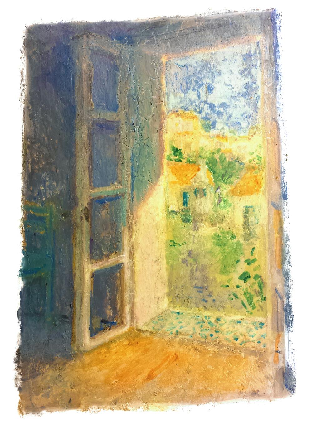 Granada Doorway