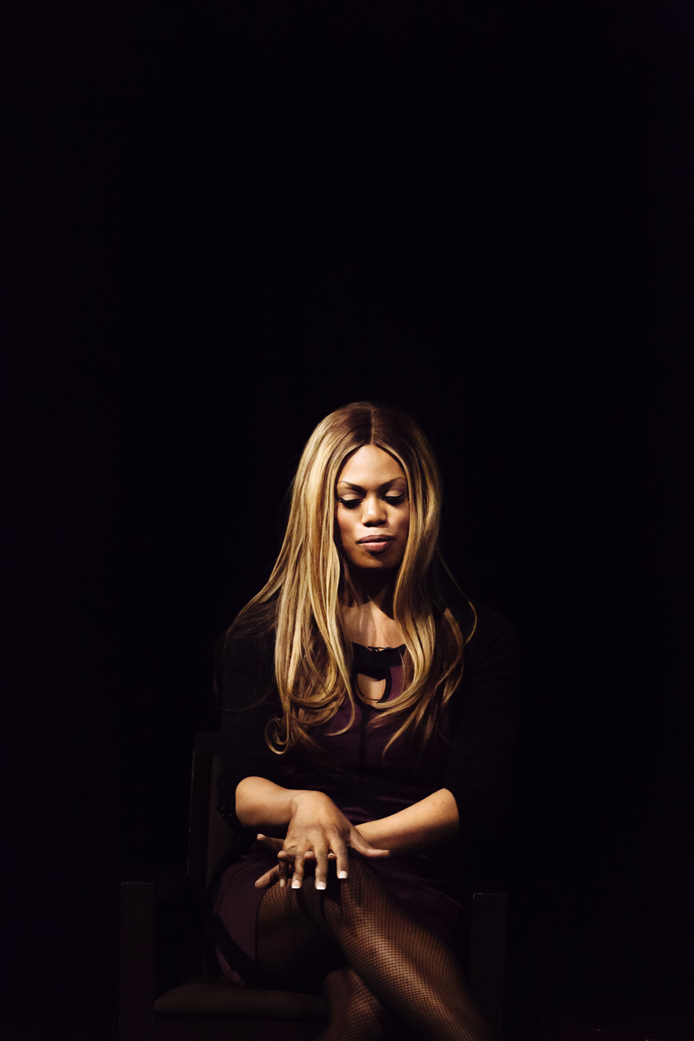Laverne Cox, actress