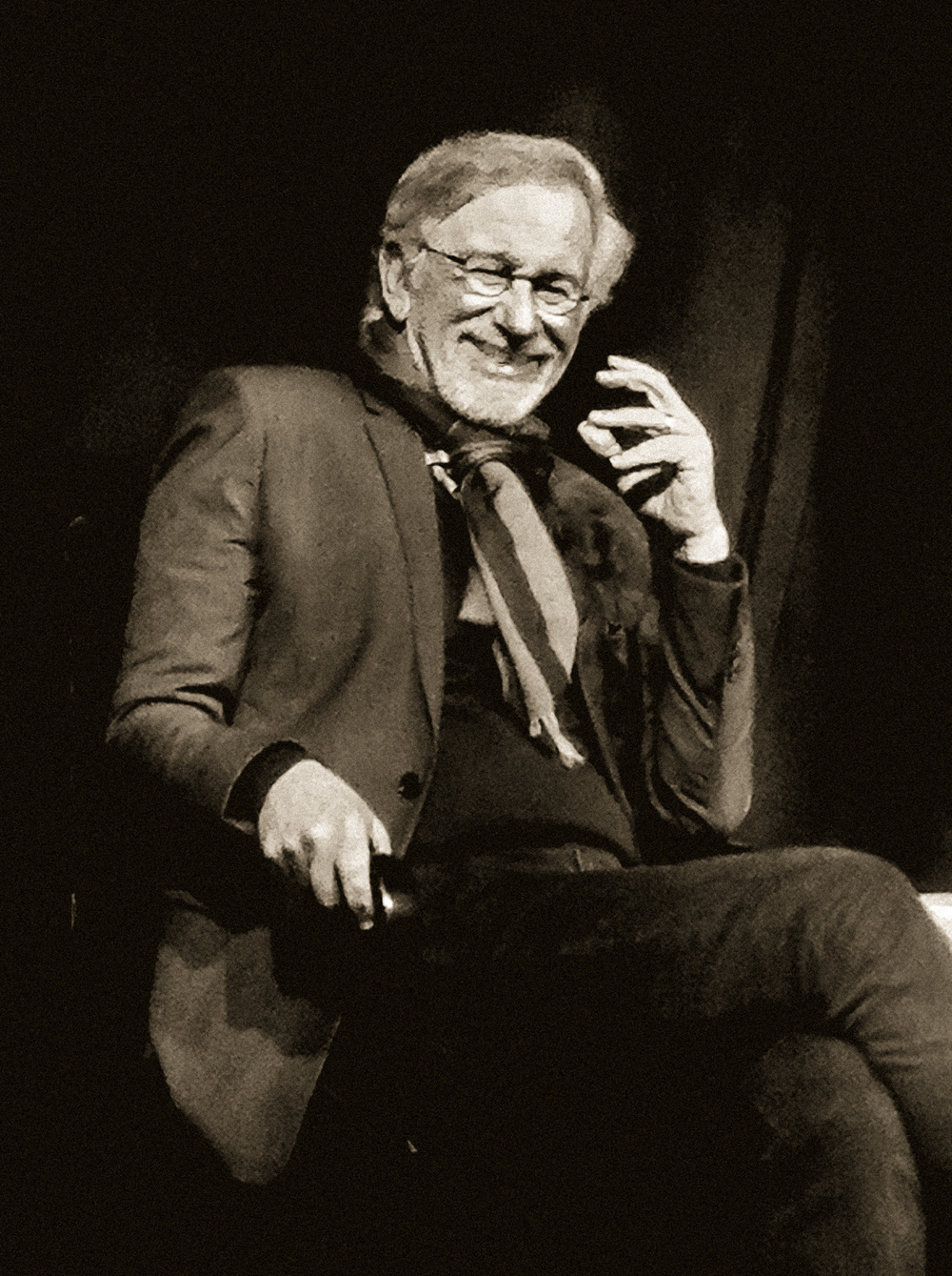 Steven Spielberg, director