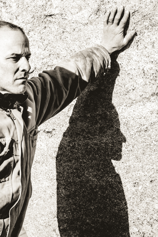 Darrell Petite, sculptor