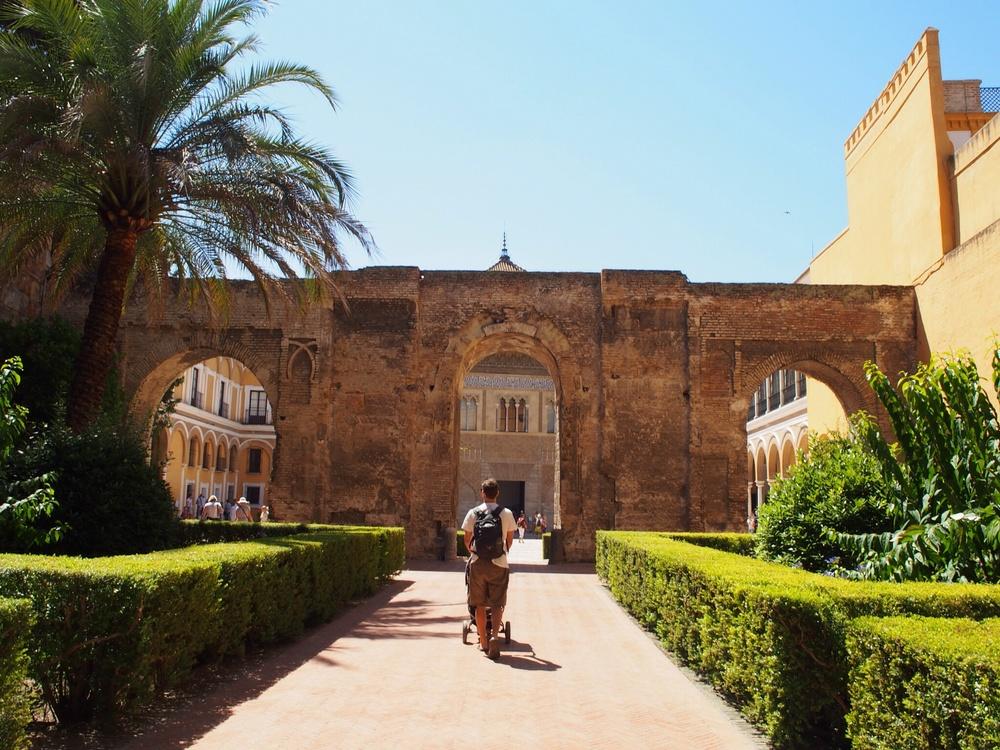 Alcazar entry...