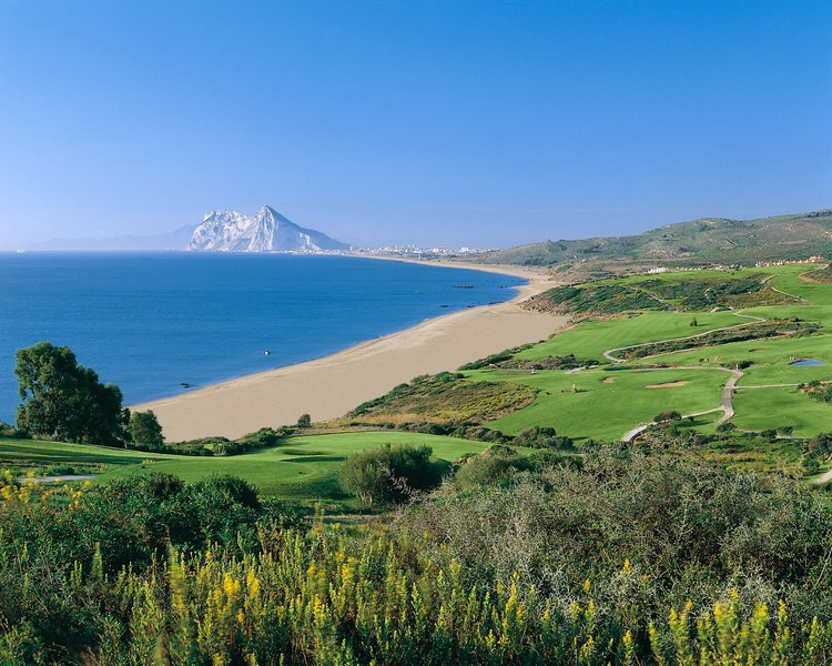 Promotional picture of the resort. I wouldn't mind a few holes of golf here.. in my retirement,
