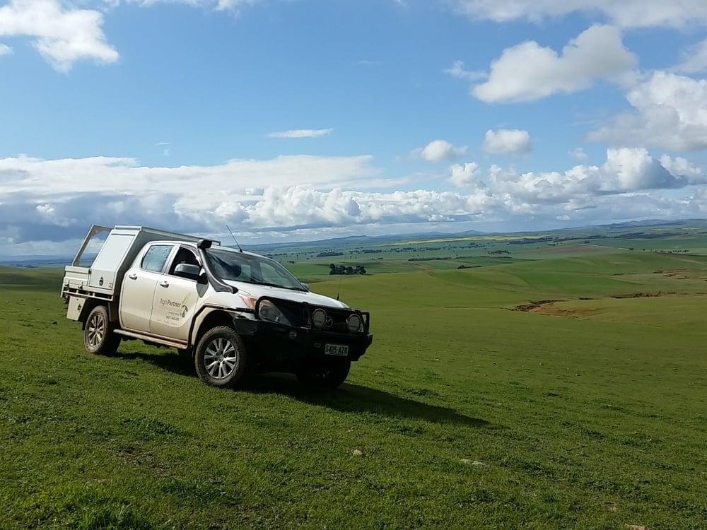 August 2015 pasture sampling at Hill River