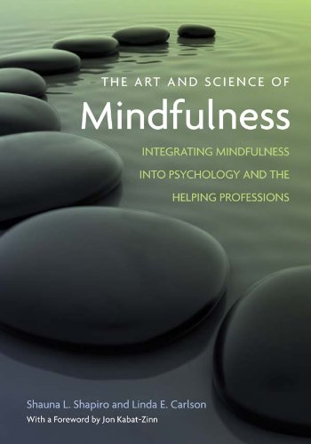 Dr Shauna Shapiro book the Art and Science of Mindfulness