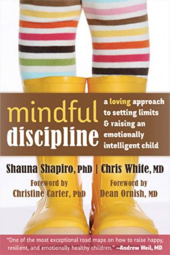 Dr Shauna Shapiro book Mindful Discipline