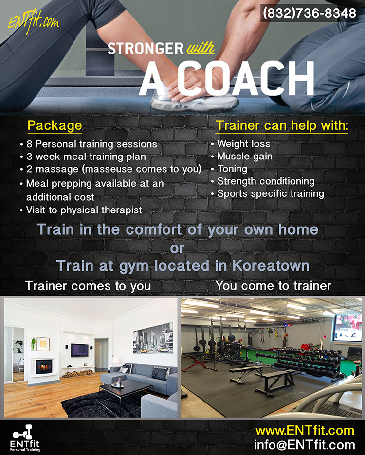 Personal Trainer Package Deal