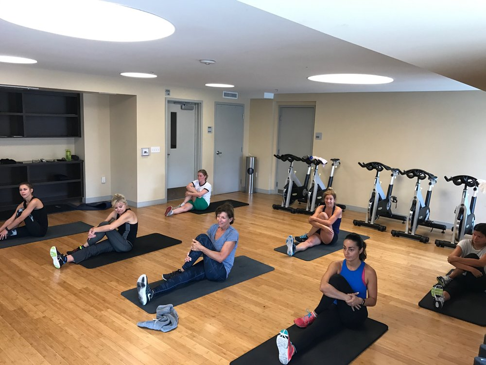 In-Home Group Class