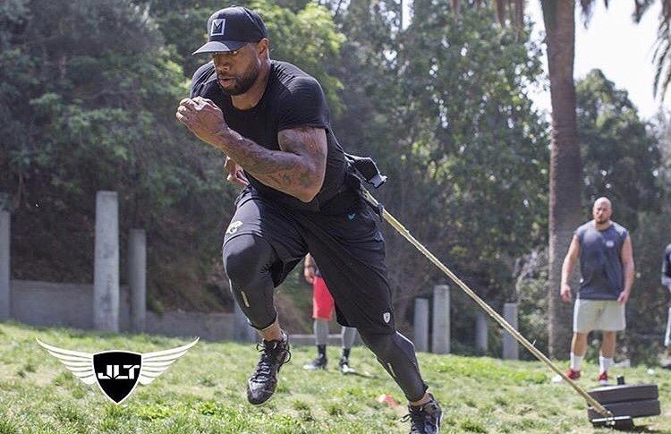 NFL Marcedes Lewis - Jacksonville Jaguars (JLT client)