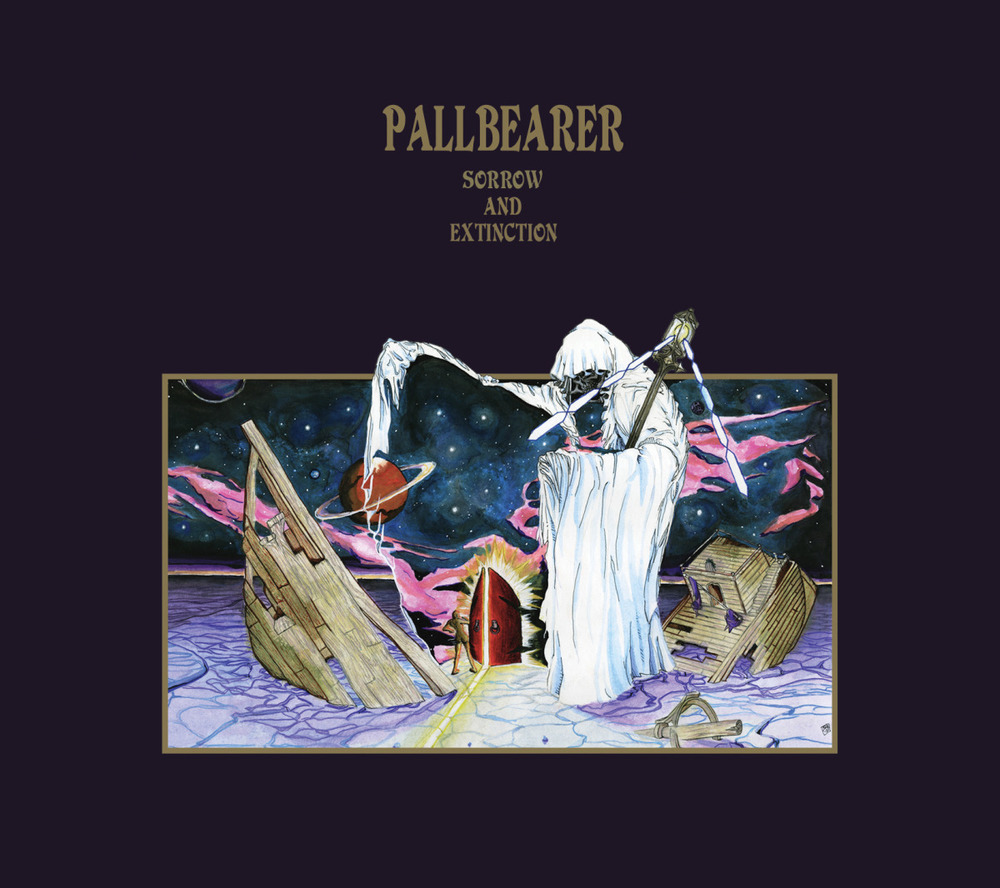 Pallbearer • Sorrow and Extinction